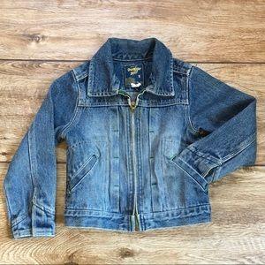 OshKosh B'gosh Girls Fashion Denim Jacket